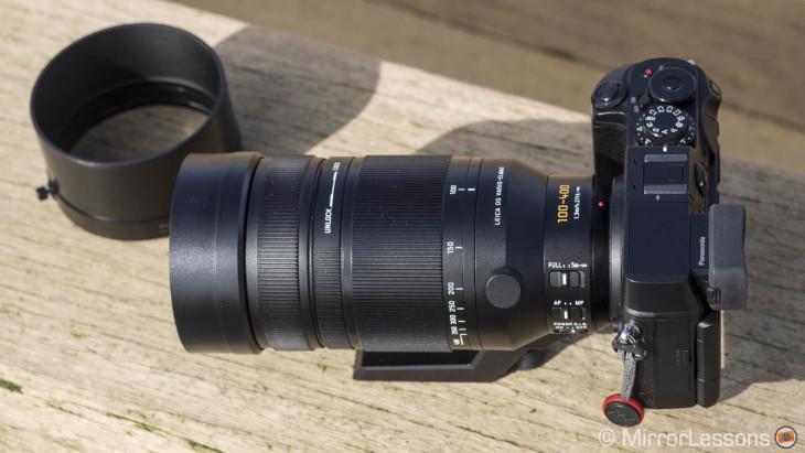 panasonic 100-400mm vs 100-300mm