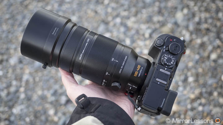 panasonic 100-400mm review