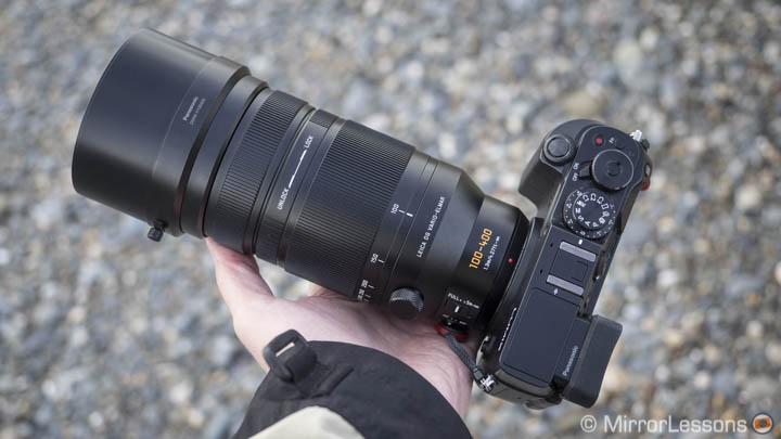 panasonic 100-400mm review