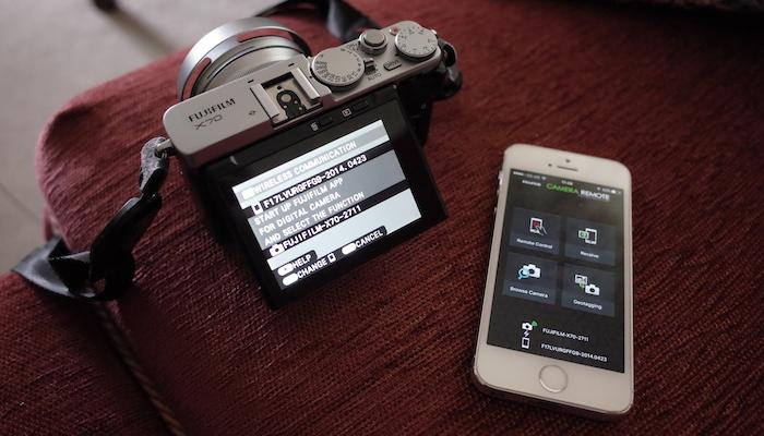 x70 fujifilm app