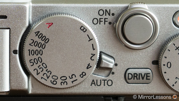 fuji x70 auto