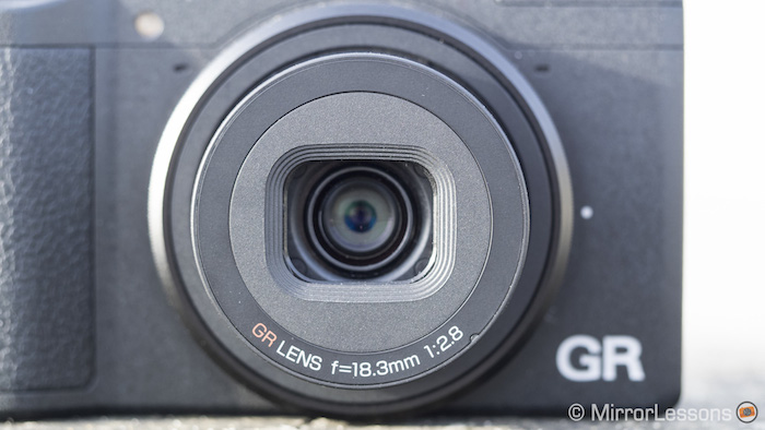 ricoh gr ii review