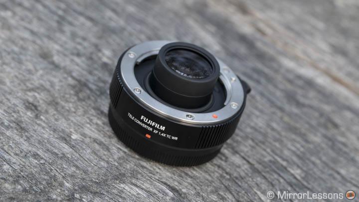 Fujifilm 100-400mm review