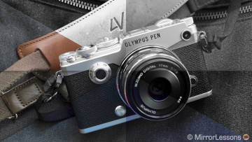 Olympus Pen F – Using the Creative Monochrome and Color Profiles