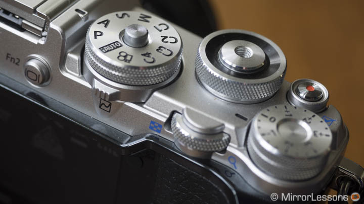 olympus pen f creative profiles