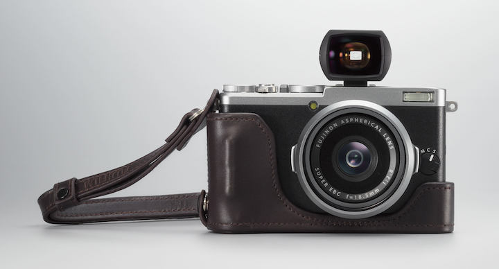 X70 with finder