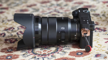 sony e 18-105mm review