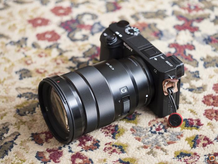 The E 18-105mm f/4