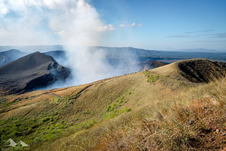 Captured at Masaya Volcano on the 07 January, 2016 by Chris Eyre-Walker.
