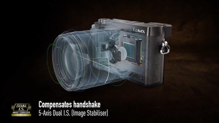 GX80 dual IS