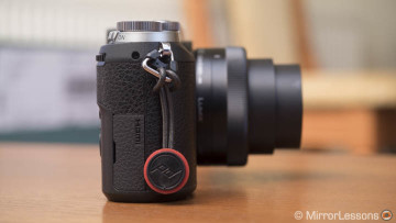 panasonic gx85 review