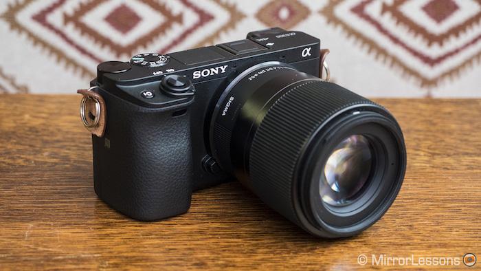 sigma 30mm f1.3 dn contemporary sony e-mount