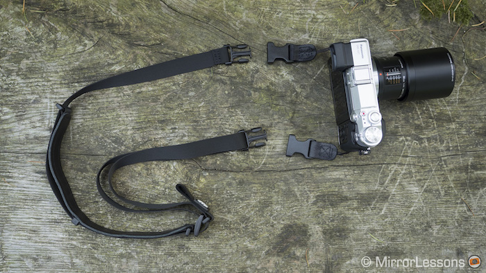 customslr slim strap review