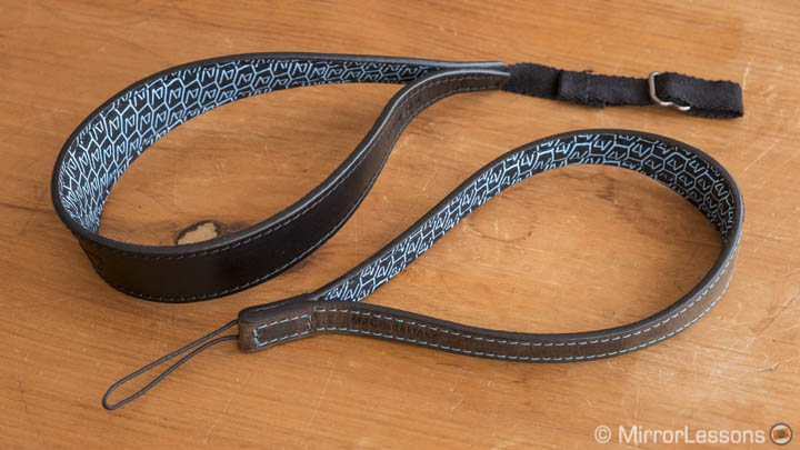 4V design strap review