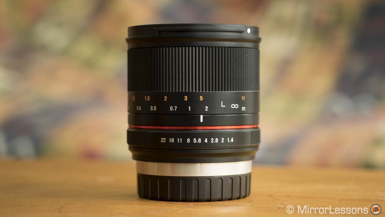 Samyang / Rokinon 21mm f/1 4 review (Fuji X, Sony E, Canon M, Micro