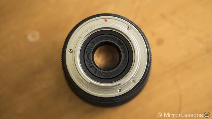 Samyang / Rokinon 21mm f/1 4 review (Fuji X, Sony E, Canon M