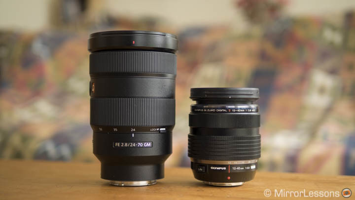 sony 24-70mm 2.8 gm review
