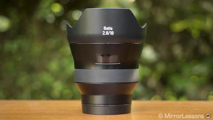 zeiss batis 18mm review