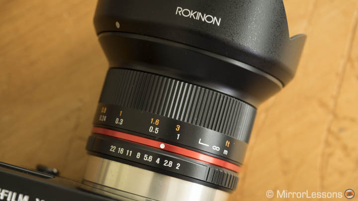Better Late Than Never Samyang Rokinon 12mm F 2