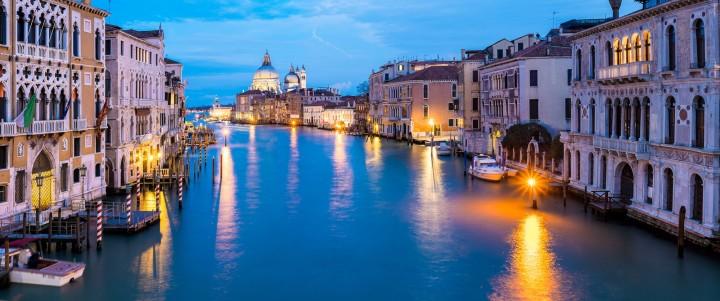 Blue Hour Venice