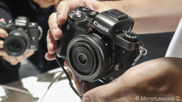Mirrorless and harmless – Canon EOS M5 First Impressions & Extended Thoughts