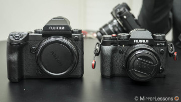 Fujifilm GFX Medium Format Mirrorless – Hands-On and First Impressions