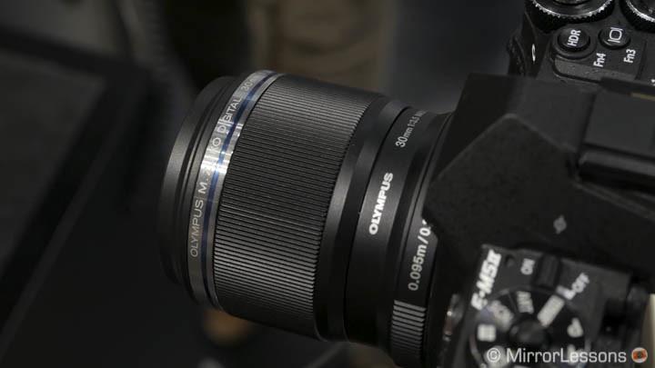 olympus 30mm f3.5 macro