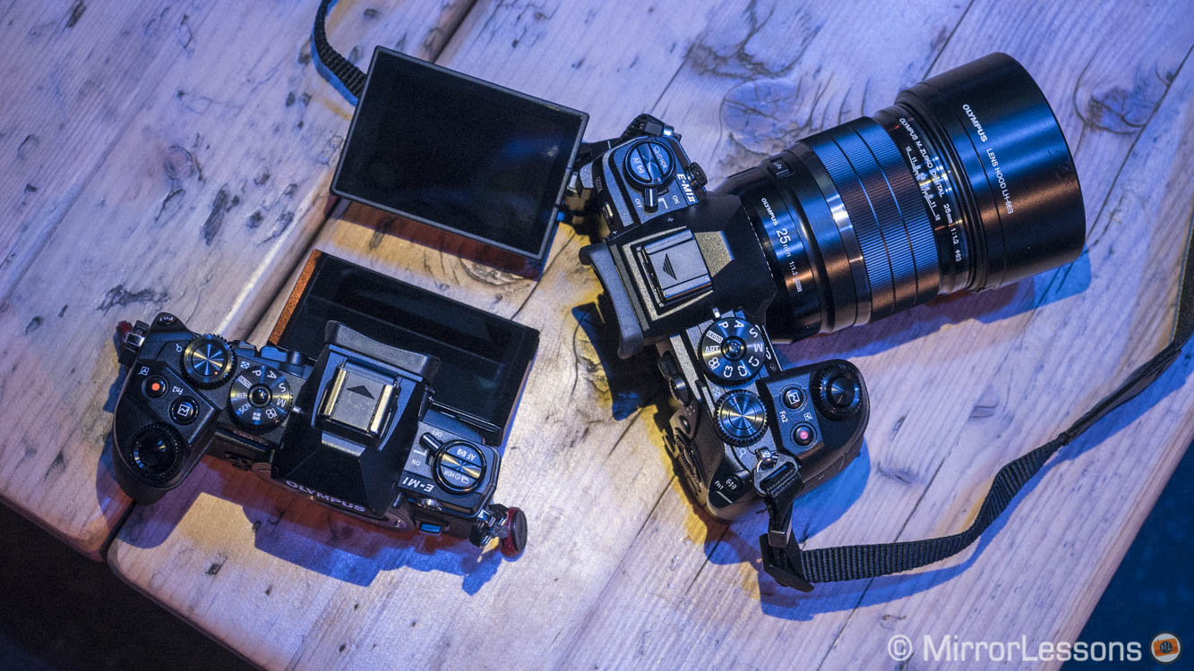 Olympus OM-D E-M1 Mark II Hands-On and First Impressions