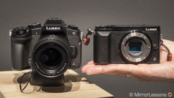 panasonic g85 vs gx85