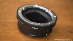 Sigma MC-11 Review – Canon EF to Sony E-Mount adapter