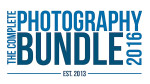 5DayDeal – The Complete Photography Bundle 2016 – Save 96% on photography resources while giving to charity