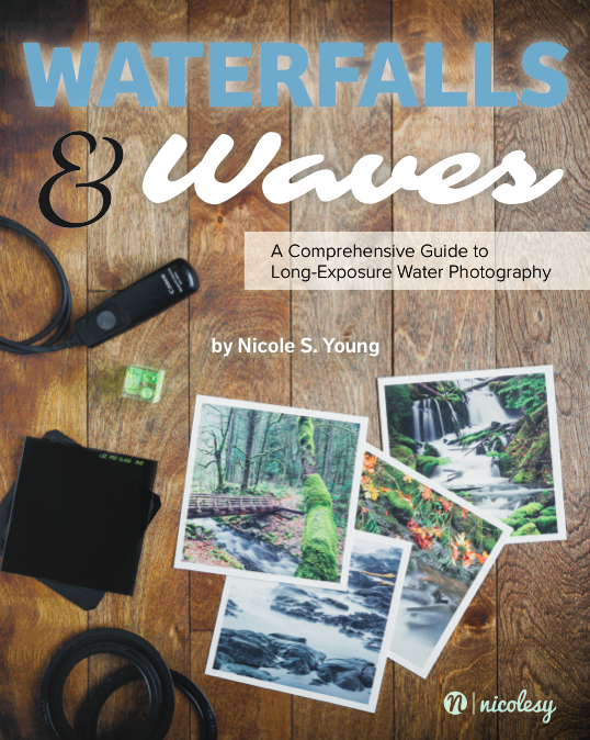 Waterfalls and Waves - Copyright Nicole