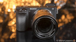 Sony a6500 Hands-on and First Impressions