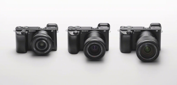 sony a6000 series