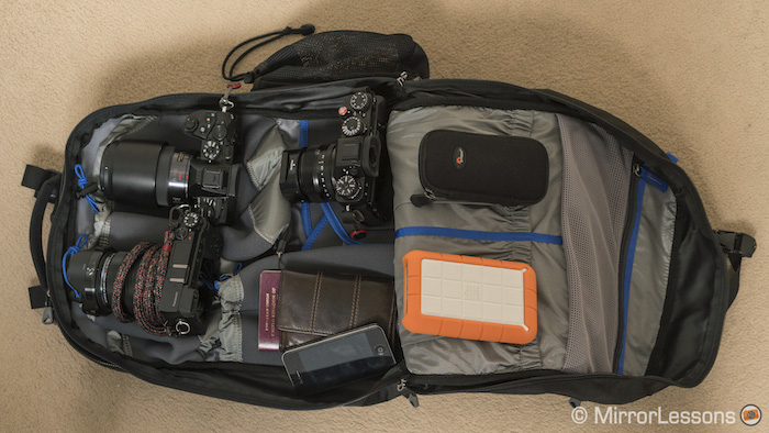 The gear I took to Photokina