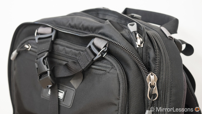 The dual zipper