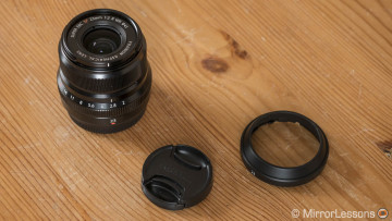 Fujifilm XF 23mm f/2 Review
