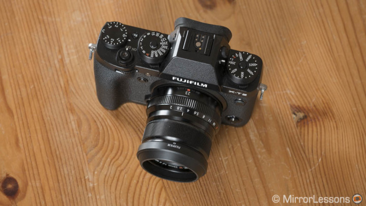 fuji 23mm f2 review
