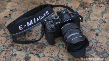 Olympus OM-D E-M1 Mark II: extended second impressions from Andalucia