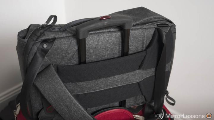 peak design backpack review