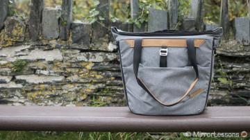 peak design tote bag review