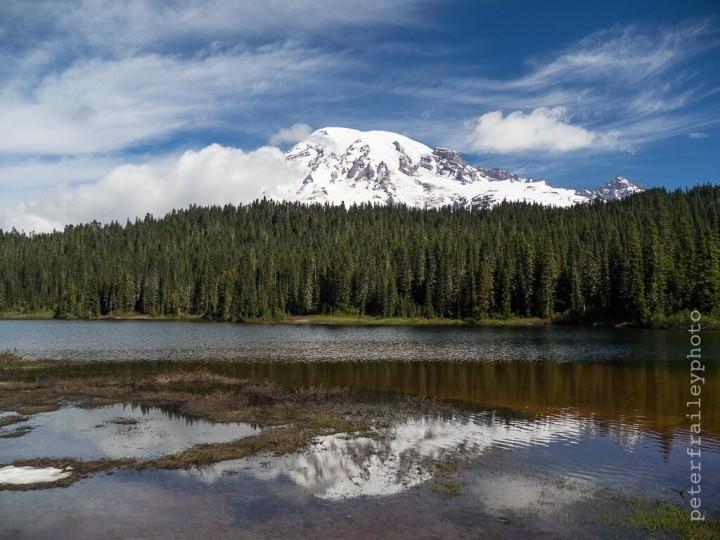 """Mount Rainier"" 1/1250, F4, ISO 200, @14mm"