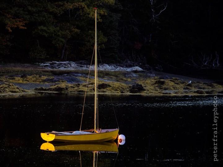 """Yellow Sailboat"" 1/200, F5.6, ISO200, @97mm"