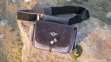 Cosyspeed Camslinger Streetomatic+ Bag Review