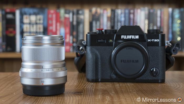 Fujifilm XF 50mm f/2 Review