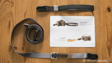 Review of Peak Design Leash and Cuff (Updated Versions)