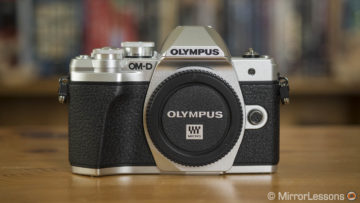 Olympus OM-D E-M10 Mark III Review