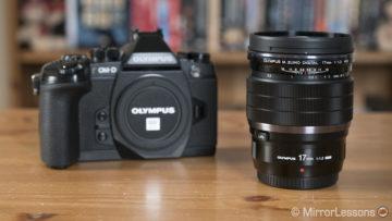 Olympus M.Zuiko 17mm f/1.2 PRO Review