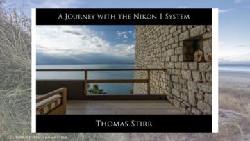 Thomas Stirr's Nikon 1 eBook Announced!