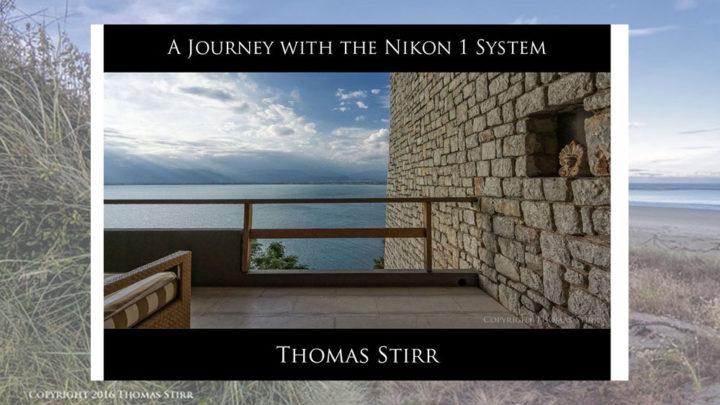 Thomas Stirr's Nikon 1 eBook Announced!